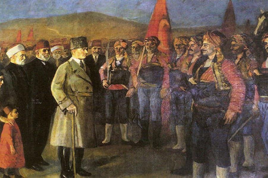 İstiklalin Kızıl Elması'na Geliş – 27 Aralık 1919