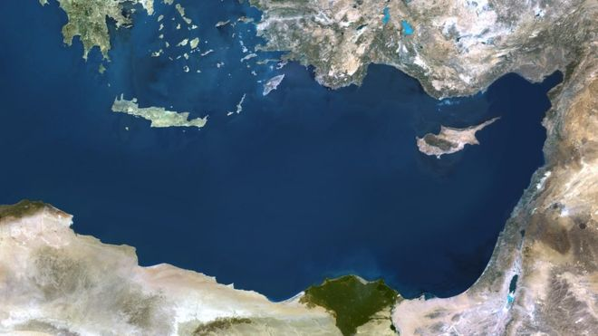 Doğu Akdeniz'de Mücadele Sürüyor