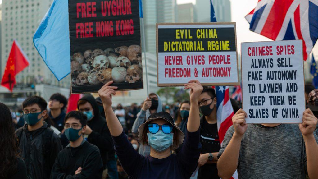 Özgür Uygur Özgür Hong Kong