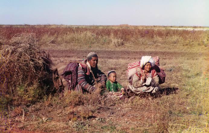Kırgızistanda yoksulluk sınırının altında 35,000'den fazla insan var
