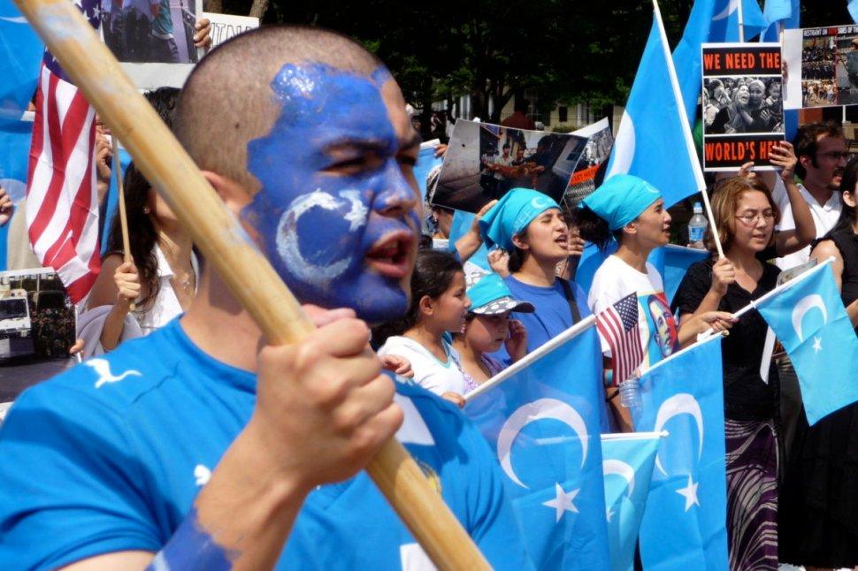 Suriye Çin'i destekliyor