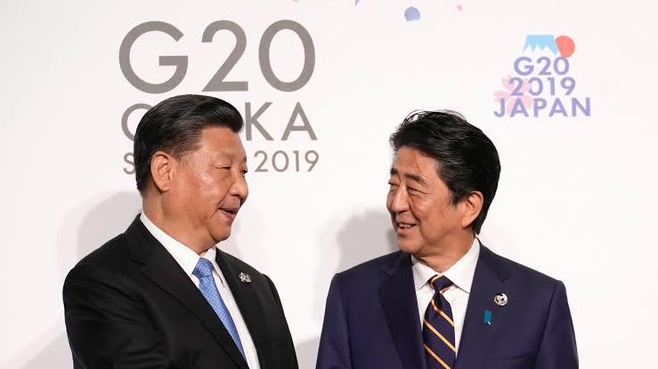 Japonya başbakanı, Çin lideri ile Doğu Türkistanı konuştu