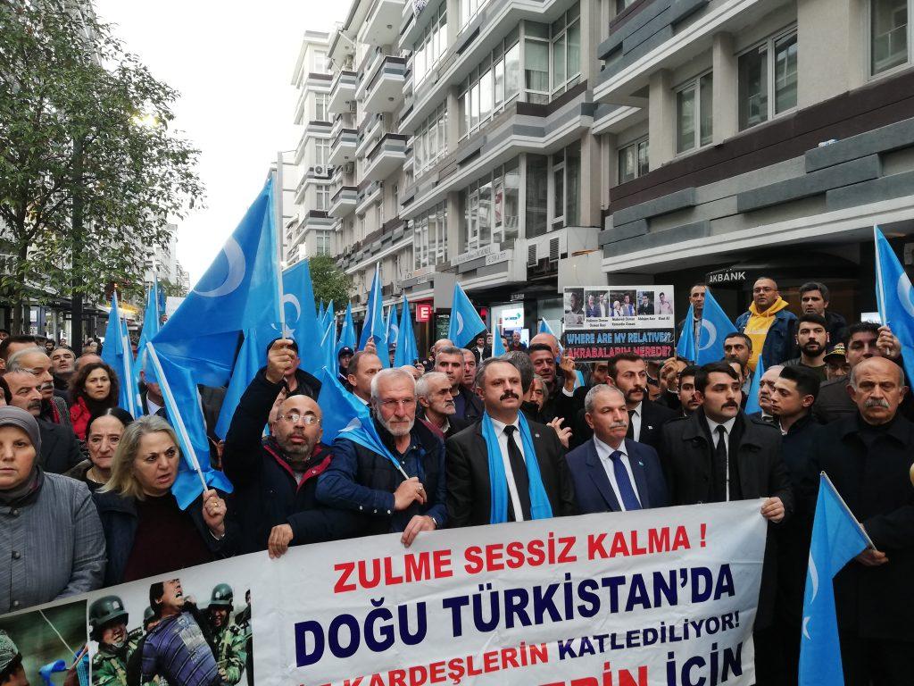 Basın Açıklaması: Çin! Uygur Türklerine Zulme Son Ver!