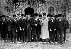 Atatürk'ün Ankara'ya gelişinin yıl dönümü