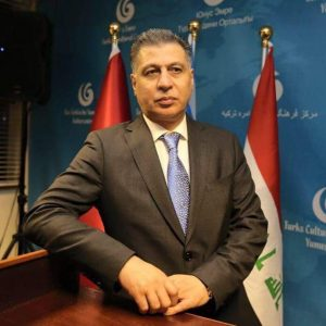 Türkmen Milletvekilleri, Kerkük Valiliğini ziyaret etti.
