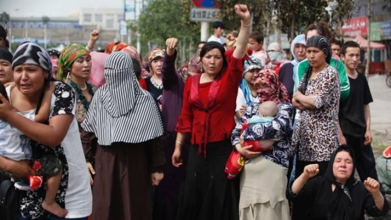 Doğu Türkistan'daki Çin zulmü