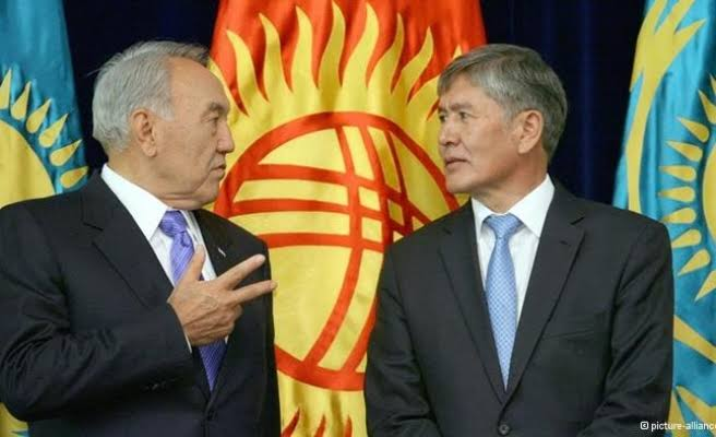 Kırgızistan ile Kazakistan arasında sınır görüşmeleri yapıldı
