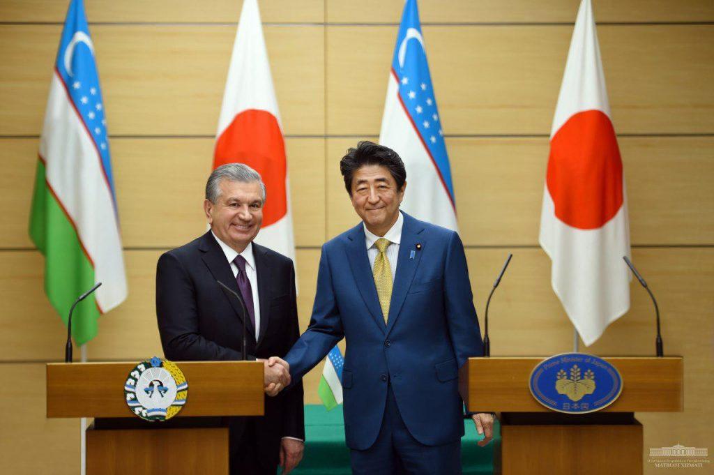 Özbekistan ile Japonya arasında uranyum anlaşması imzalandı