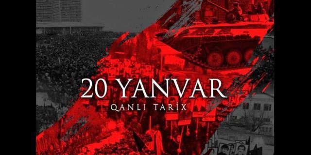 20 Ocak Katliamı, Qara Yanvar Bakü'de Anıldı