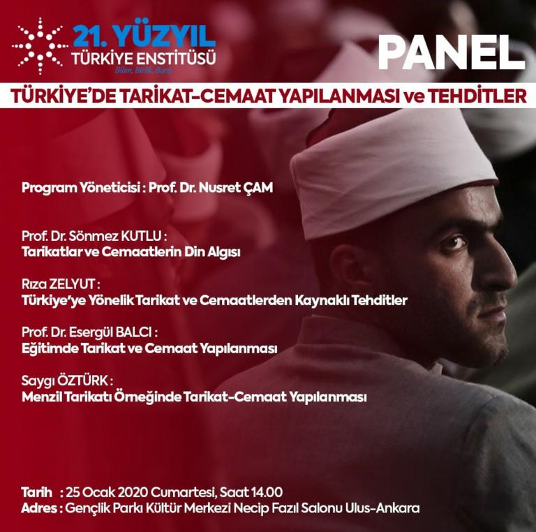 21. Yüzyıl Türkiye Enstitüsü
