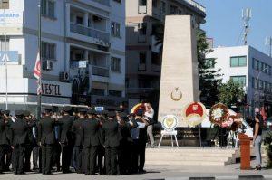 27-28 Ocak 1958'de, Kıbrıs Türkleri, İngiliz sömürge yönetimine karşı direnişlerini başlatmışlardı.