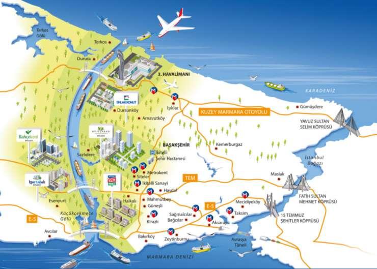 Bilgi Şöleni'ne Davet: İstanbul Kanalı ve Türkiye / 29 Ocak 2020