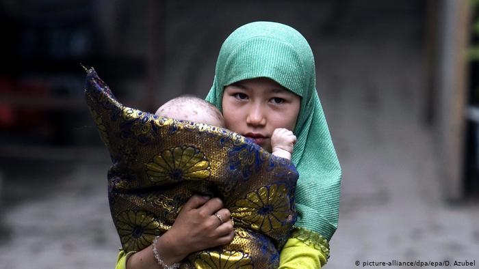 Çin'den kaçan Uygur Türkleri