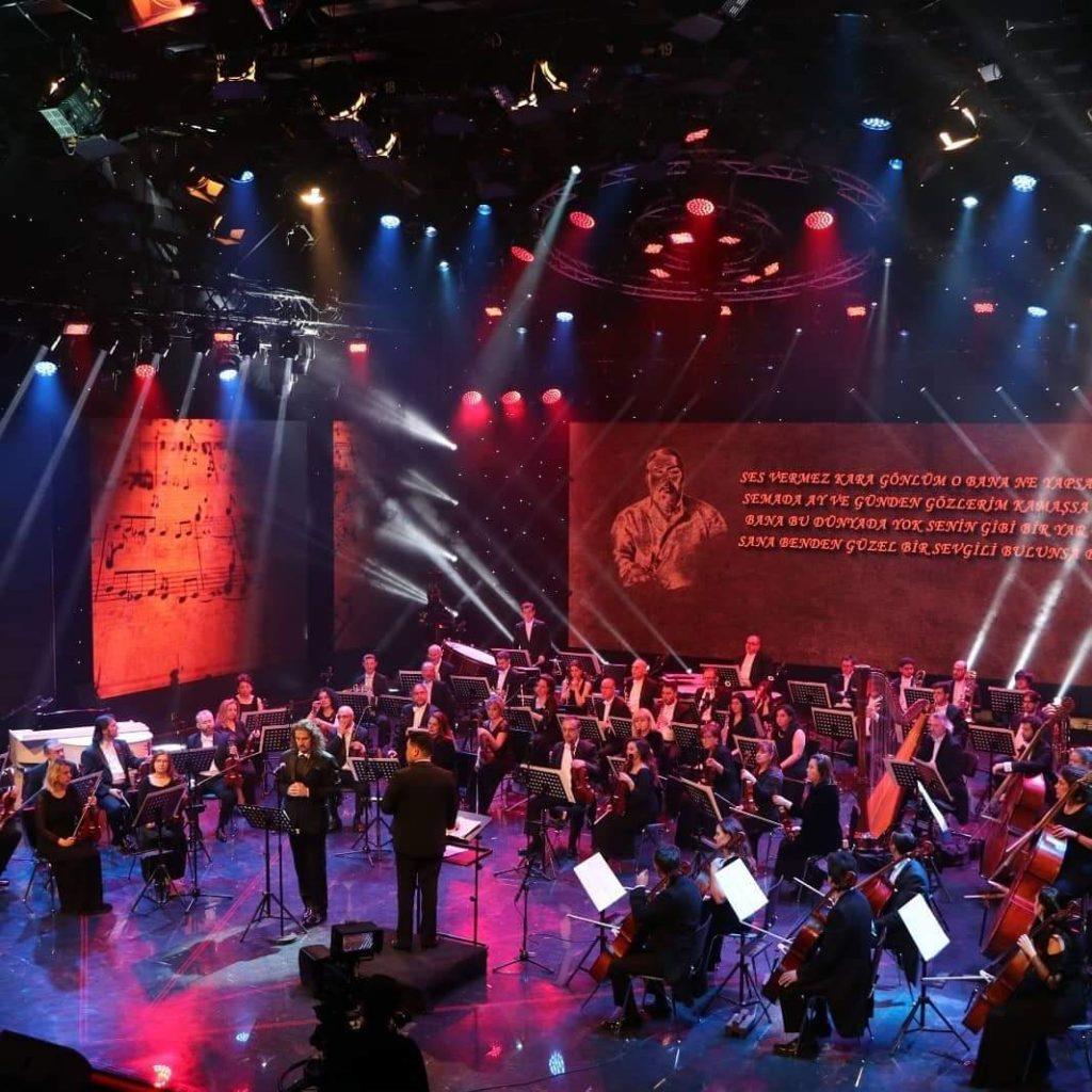 TÜRKSOY'dan Abay Kunanbay Konseri