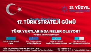 Türk Yurtlarında Neler Oluyor?