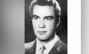 1974' Kıbrıs Barış Harekatının ilk şehidi Ecvet Yusuf.