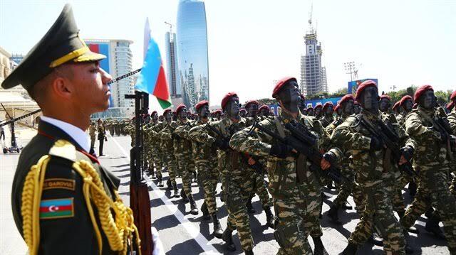 Bir Azerbaycan Askeri Şehit Edildi