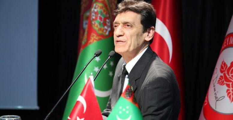 Kabakçı Konağı Sohbetleri'ne Davet: Bugünkü Türkmenistan / 17 Şubat 2020 Pazartesi