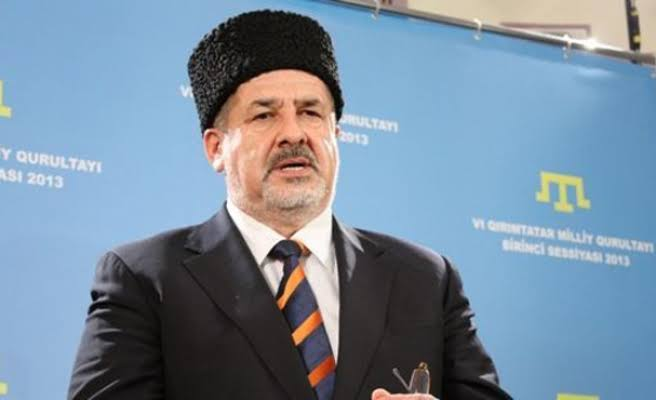 Kırım Tatar Milli Meclisi (KTMM) Başkanı Refat Çubarov hakkında soruşturma