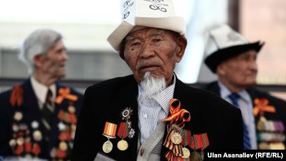 Kırgızistan'dan 2. Dünya Savaşı gazilerine ödeme
