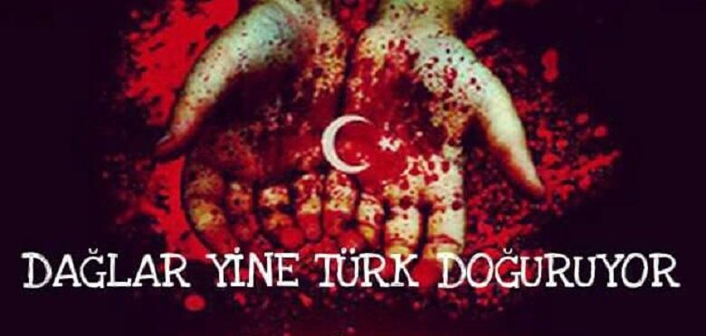 Dağlar Türk Doğuruyor!