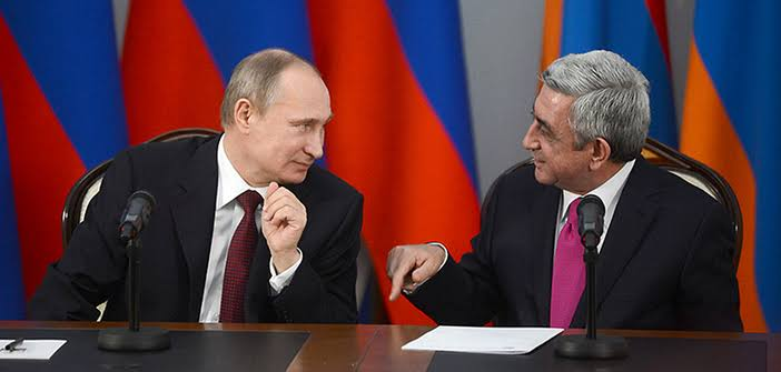 Rusya-Ermenistan