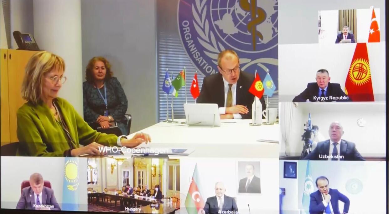 Türk Konseyi Sağlık Bakanları