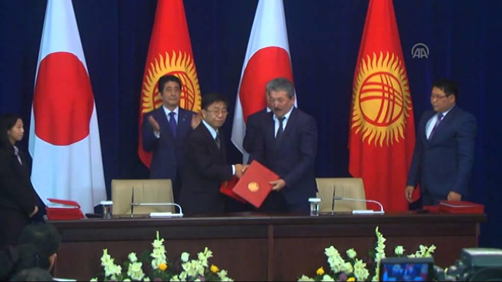 Japonya-Kırgızistan