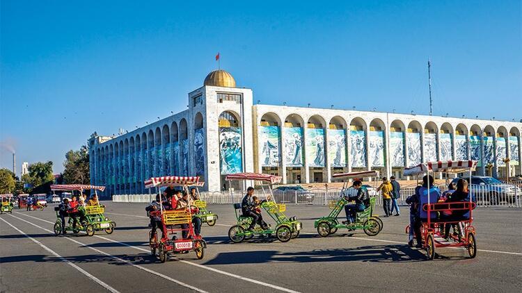 Kırgızistan'ın korona virüsü kararları