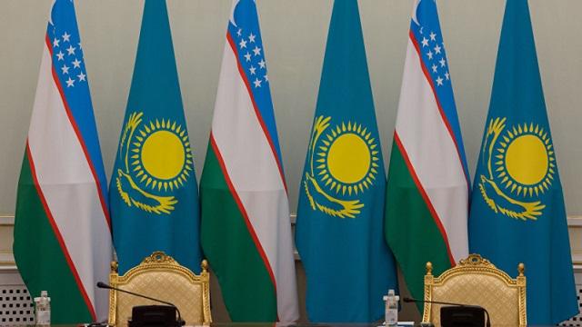 Kazakistan-Özbekistan