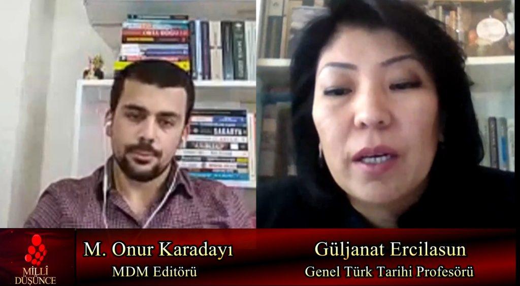 Kazak Türklerinin acısı – Suni açlık, Prof. Dr. Güljanat Kurmangaliyeva Ercilasun