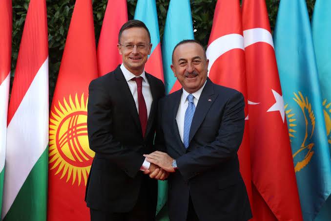 Szijjarto Aliyev