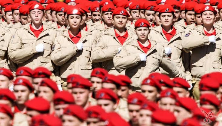 Kırım'da çocuk ordusu
