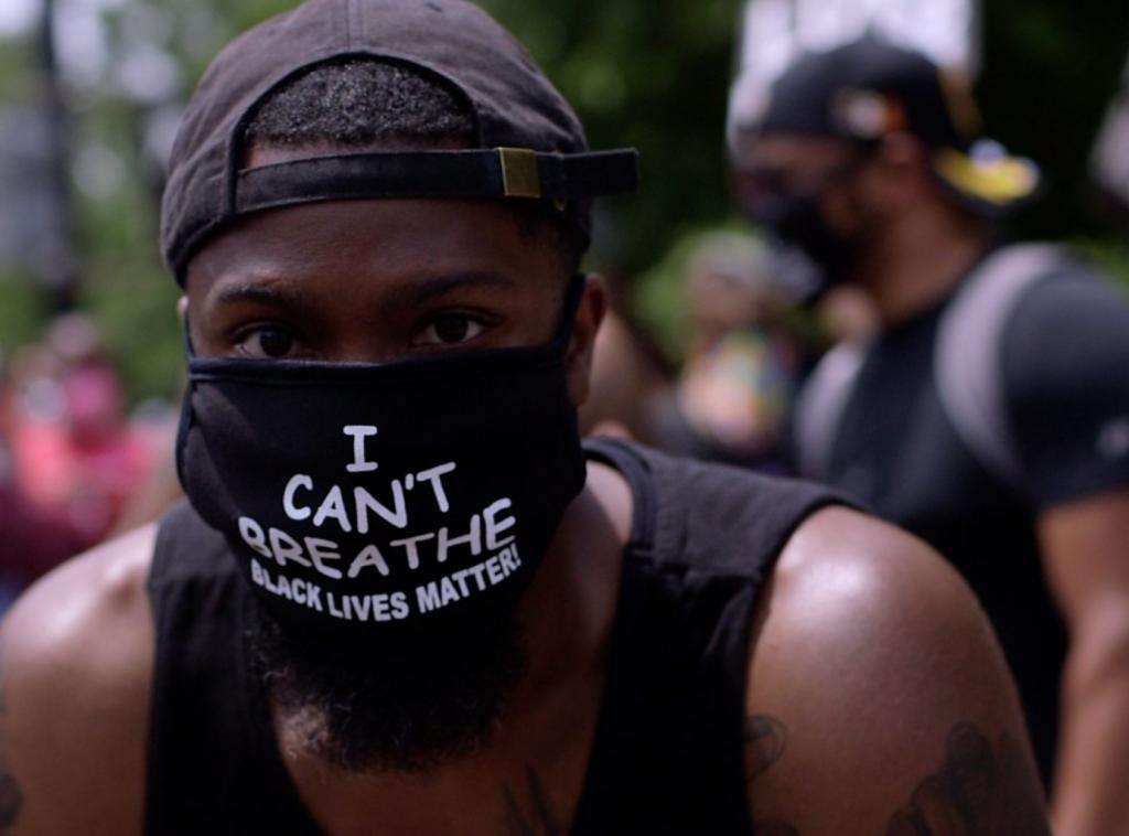 George Floyd'un Ölümü: ABD'deki protestolar.