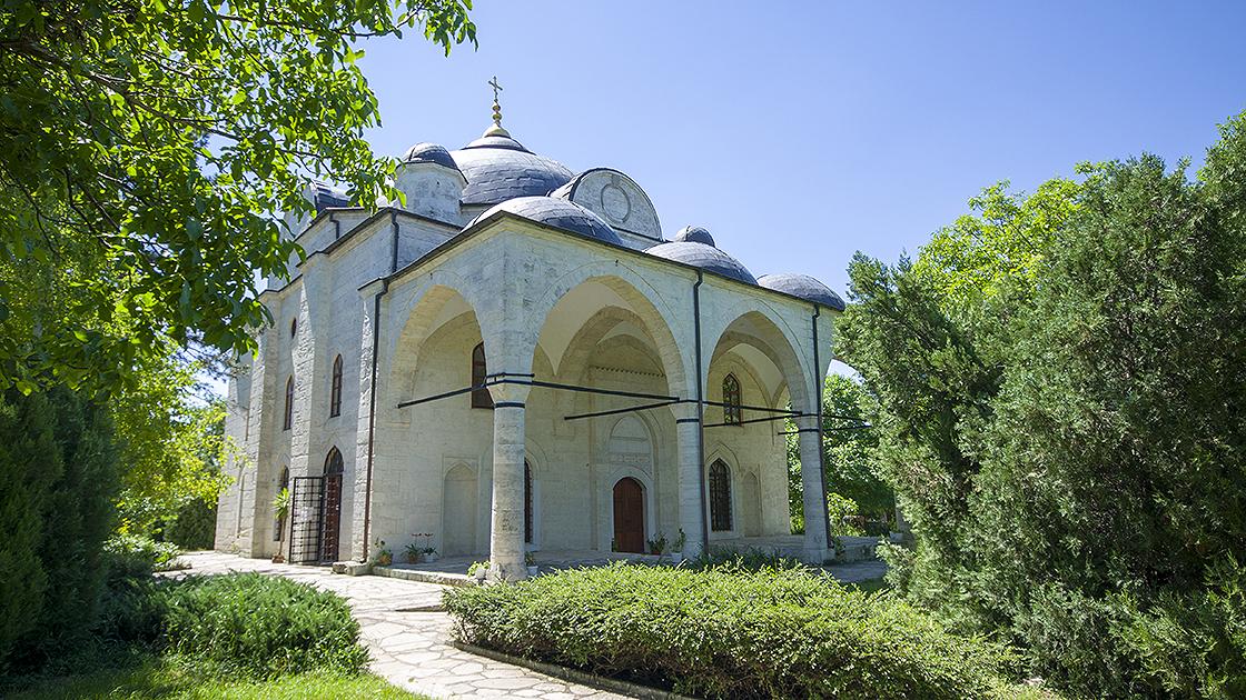 Kiliseye çevrilen camiler