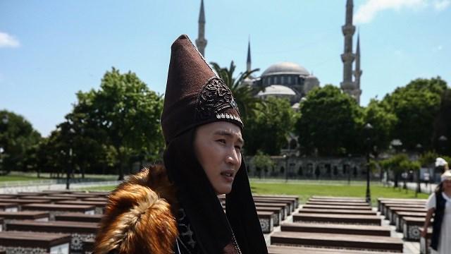 Kazakistan, Türkiye