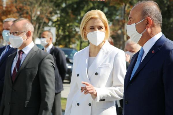 Gagauz Türk Cumhuriyeti'nde büyükelçilik açıldı.