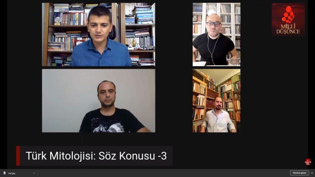 Türk Mitolojisi: Söz Konusu – 3
