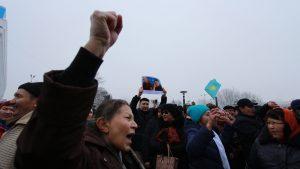 Kazakların Çin'e duyduğu şüphe