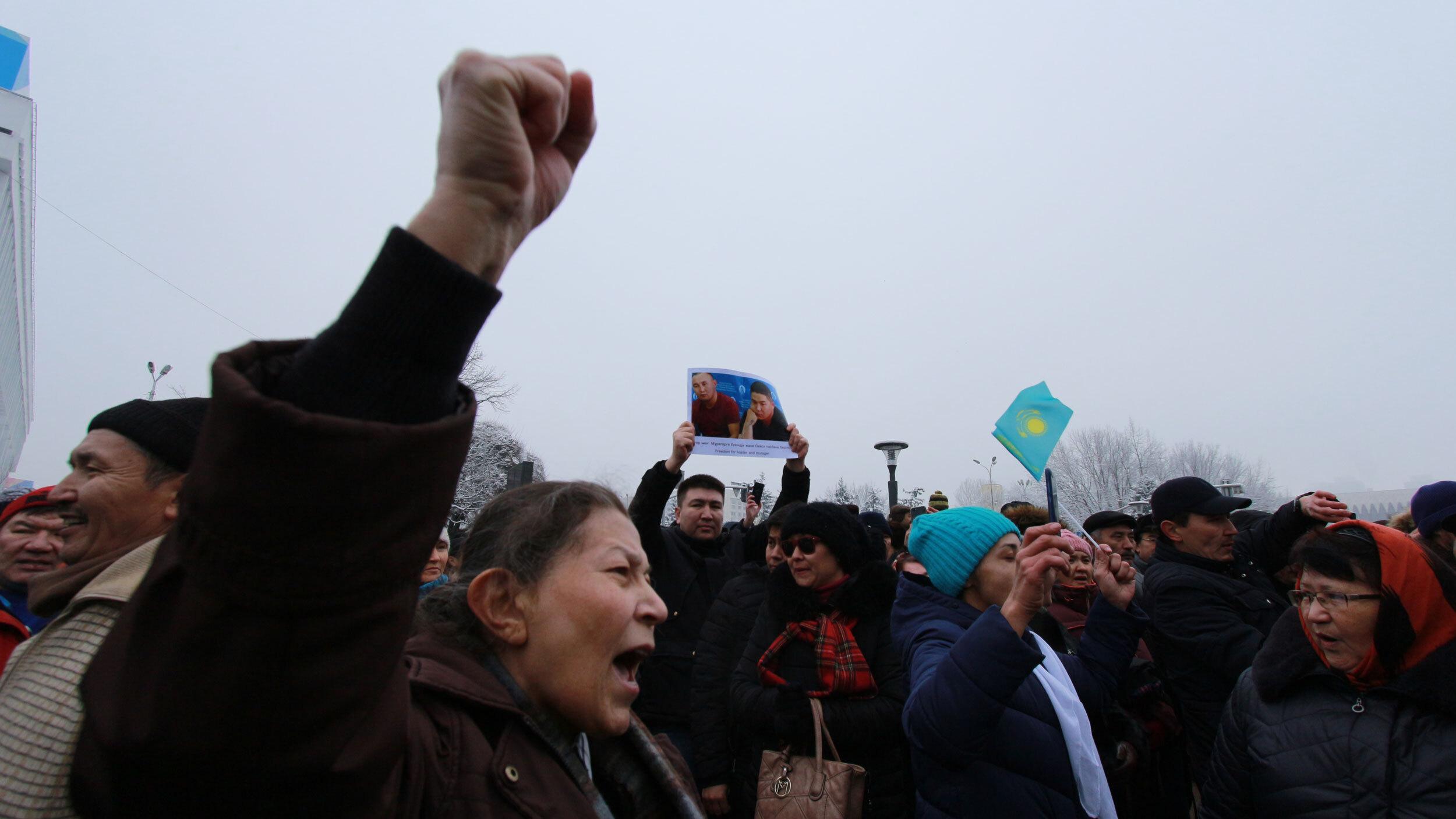 Kazakistan, Almatı