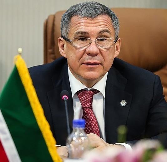 Rustam Minnikhanov cumhurbaşkanlığı seçimlerini kazandı