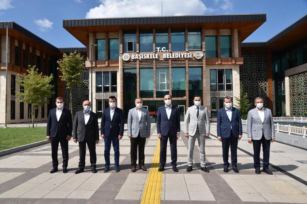 Türk Dünyası Belediyeleri ortak karar aldı