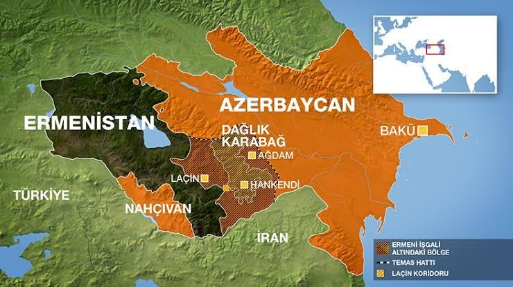 İran'dan Ermeni'ye destek, Türk'e kınama!