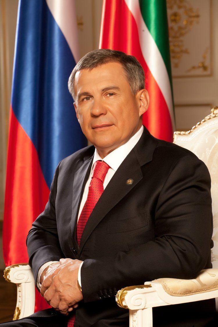 Rustam Minnikhanov cumhurbaşkanı oldu.