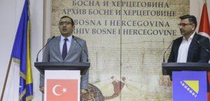 TİKA Bosna Hersek arşivlerini dijitalleştiriyor