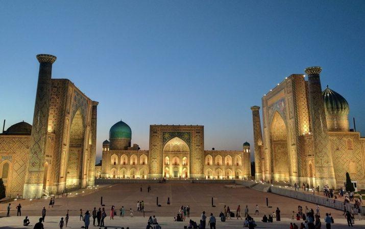 Özbekistan Türk Cumhuriyetinin bağımsızlık günü