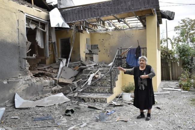 Ermenistan sivillere saldırdı!