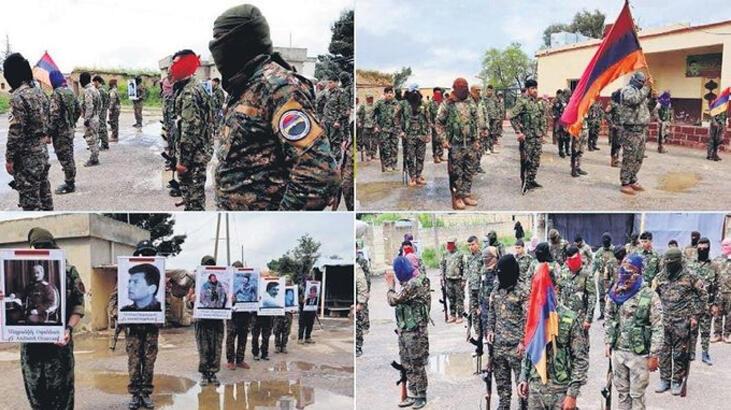 PKK/PYD Uzantısı Nubar Ozanyan Terör Örgütü