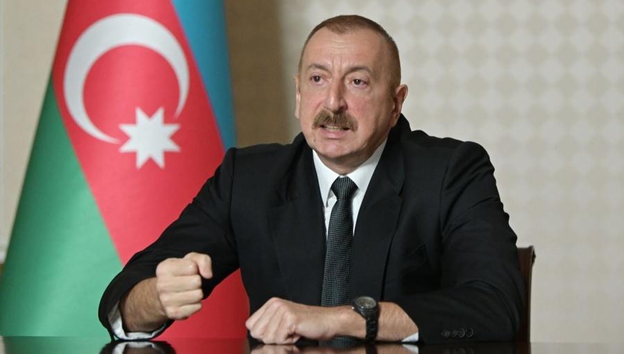 Aliyev: Minsk grubu bizi kandırıyor