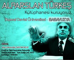 Bir selâm da Alparslan Türkeş'ten geliyor…